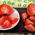わー、本当に甘くなった(^o^) 【プロ直伝のトマト追熟法】実験結果♪