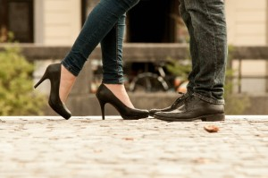 キレイなシルエットの靴に憧れます♪