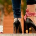 足が大きい女性だって、素敵な靴が履きたいんだぁ…(´△`+