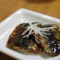 【小麦粉つけに技あり♪】シリコンハケで薄化粧~さんまの蒲焼き作りました。
