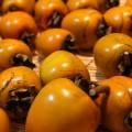 今年も干し柿の季節♪ 四国から、お取り寄せ渋柿届きました^^