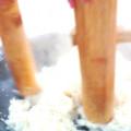 お餅つきに参加♪ そして、ついたお餅は食べられない衝撃の事実(;ω;)