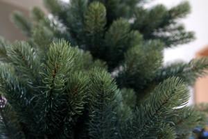グローバルトレード社のクリスマスツリー、葉の質感がいいですよ~