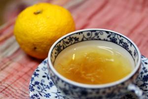 ほっこり温まる♪癒しの「ゆず茶」無農薬栽培ゆずを買って手作りしました^^ 風邪予防、美肌効果も☆